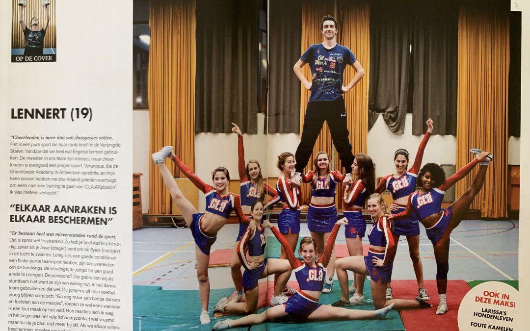 Cheerleaden is meer dan wat danspasjes zetten